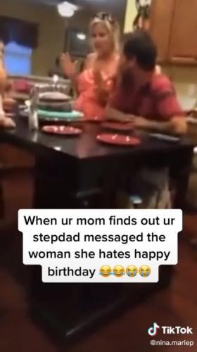 Жена узнала, что муж поздравил с днём рождения другую женщину. И её дружелюбная реакция - настоящий хоррор