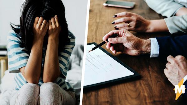 Почему нельзя доверять обиженной жене подписывать бумаги? Узнал изменщик - месть супруги сделал его бездомным