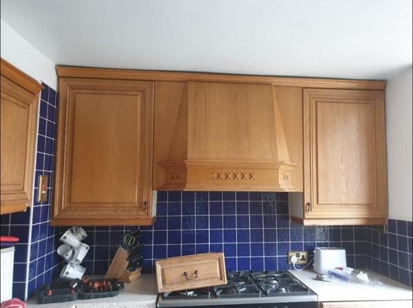 Женщина похвасталась обновленной кухней, но все озадачены. Никто не видит ремонта, только оптическую иллюзию