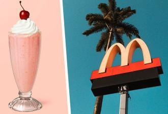 Как сделать милкшейк из «Макдоналдса» напитком богов? Лайфхак тиктокерши удивил даже работников ресторана
