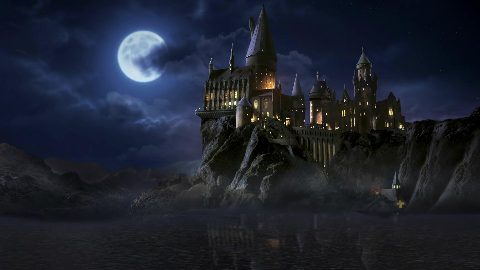 Люди увидели Хогвартс в небе и решили: магия существует. Но она оказалась ни при чём - это было чудо природы