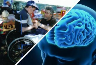 Что чувствует тот, кто не может говорить и двигаться. Парень был парализован 12 лет, но поправился и рассказал