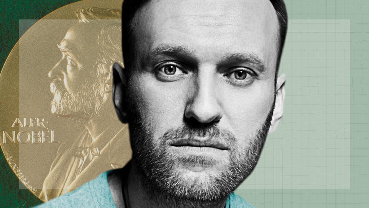 Алексея Навального выдвинули на Нобелевскую премию мира, но люди злятся. Они думают, политик её не заслужил