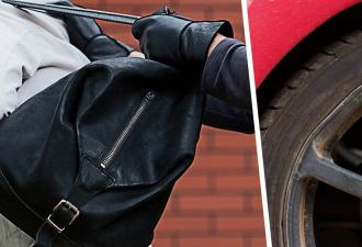 Водитель увидел, как грабят женщину, и поспешил на помощь. Но так увлёкся, что его жестокость не развидеть