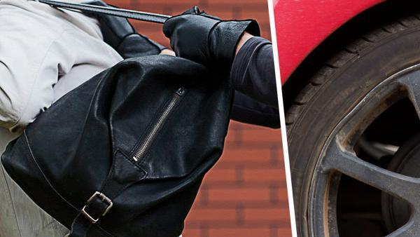 Водитель увидел, как грабят женщину, и поспешил на помощь. Но так увлёкся, что арестовать теперь нужно его