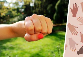 Как правильно послать человека на языке жестов. Случайно показала сурдопереводчица, увлёкшись работой