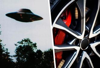 Люди готовились к вторжению инопланетян, увидев НЛО. Они не знали, что на таких тарелках летали их прадеды
