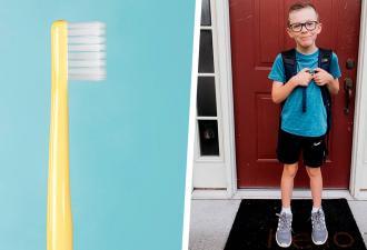 Мальчик послал фее зубы и получил новые. Эту волшебницу лучше не злить, подумала мама, когда поняла, чьи они