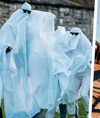 Тиктокеры массово наряжаются призраками ради флешмоба, и люди в ярости. Они верят: этот косплей расистский