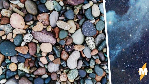 Парень показал движущийся на фото камень. Никакой мистики - оптическая иллюзия, которую видят лишь избранные