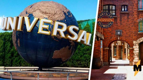 Парк Universal Studios трещит по швам от наплыва посетителей.