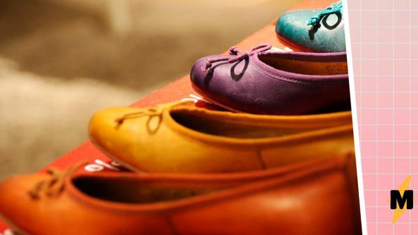 Девушка показала фото туфель и сломала людей. Найти отличия между парами смогут только гуру внимательности