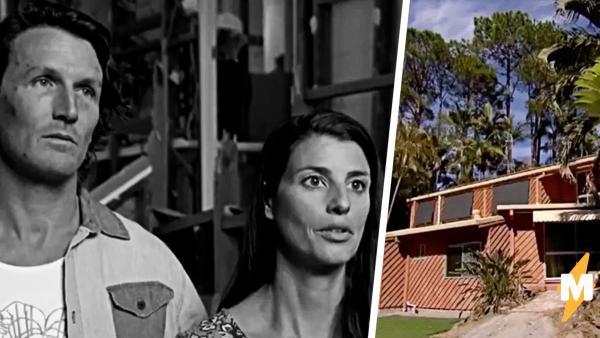 Пара купила дом мечты, но не знала, что он уже занят. Настоящие хозяева полезли из розеток и прогнали семью