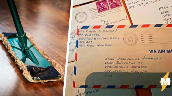 Внучка нашла старые письма бабули и узнала её с новой стороны. В них - бурное прошлое женщины и тайна семьи