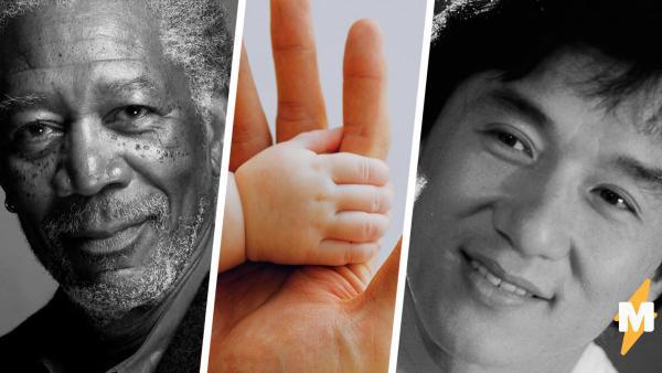 Как бы выглядел сын Джеки Чана и Моргана Фримана? Блогер раскрыл тайну и познакомил мир с живым Морги Фричаном