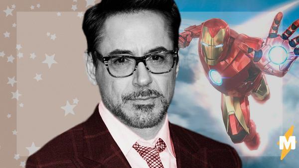 Роберт Дауни-младший закончил карьеру в Marvel. И фанаты не готовы с этим мириться (Железный человек жив)