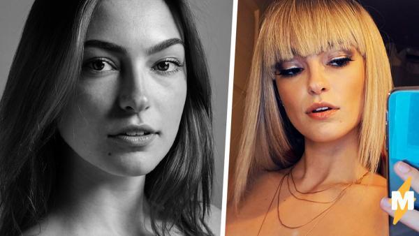Люди влюбляются в модель, но в её образе их смущает одна деталь. Она слишком любит свои брови, а точнее бровь