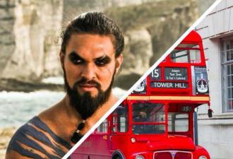 Джейсон Момоа водит автобус, уверены все, кто видит водителя из глубинки. На его внешности матрица дала сбой