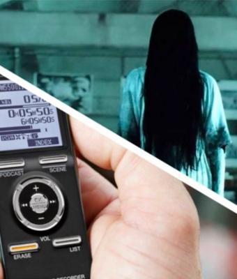 Парень уверен: его семью атаковал призрак. Доказательства — пугающее поведение отца и криповый голос на аудио