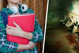 Девушка показала фото душевых в общежитии и напугала людей. Ведь на кадрах - крипота похлеще Silent Hill