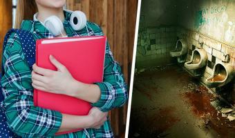 Девушка показала фото душевых в общежитии и напугала людей. Ведь на кадрах — крипота похлеще Silent Hill