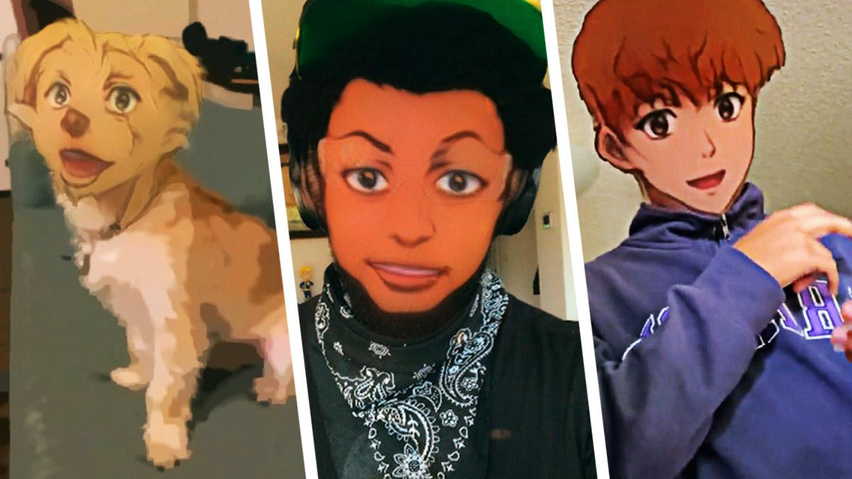 V Snapchat Poyavilsya Anime Filtr I Horosho Poluchaetsya Ne U Vseh