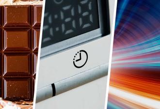 Астрофизик показал, как измерить скорость света с помощью шоколада и науки. И люди тают от гениальности