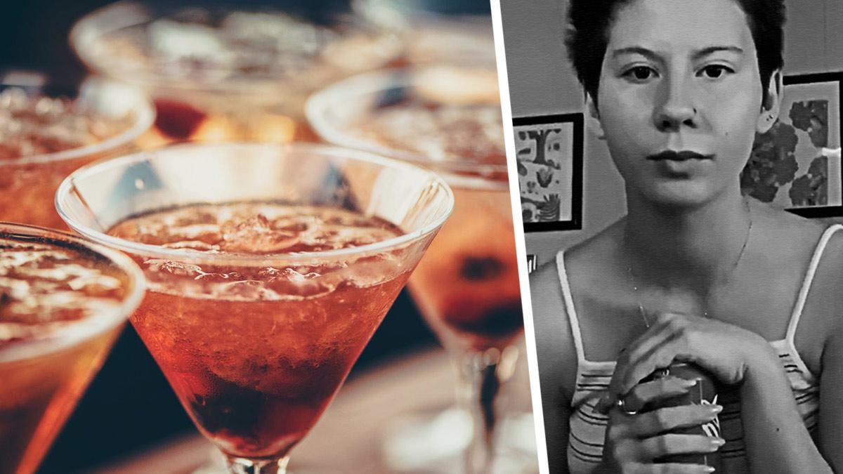 Тиктокерши придумали, как не дать отравить свой алкоголь в баре. Теперь девушкам не страшно ходить на тусовки