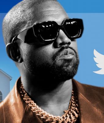 Канье Уэст сломался (да, опять) и превратил свой твиттер в музей православия. И у фанов к Йе миллион вопросов