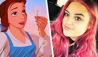 Девушка нарисовала принцесс Disney в стиле «Рика и Морти», и люди влюбились. Они верят: кроссовера лучше нет