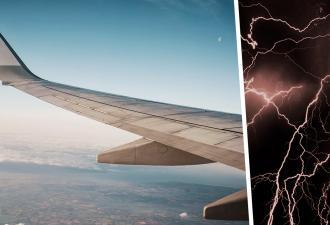 Пассажиры сели в самолёт — и привет, аэрофобия. Полёт превратился в хоррор, когда они посмотрели в иллюминатор