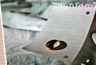 Муж развёлся с женой и спустя год получил письмо от анонима. Послание доказало: он не зря выкинул её из жизни