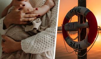 Семья скорбела по пропавшей маме, а через два года её нашли живой в море. Так дети узнали правду о своём отце