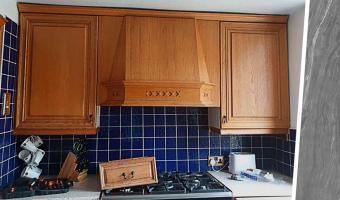 Хозяйка похвасталась обновлённой кухней, но все озадачены. Люди видят оптическую иллюзию вместо ремонта