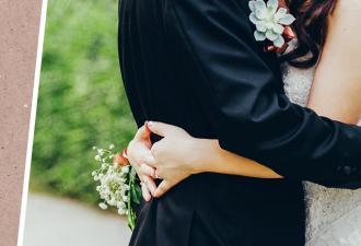 Невеста поделилась фото со свадьбы и пожалела. Как только люди увидели жениха, решили: брак был ненастоящим