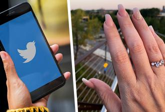 Женщина не хотела знакомиться с парнями в твиттере. Через три года, выходя замуж, она осознала свою ошибку