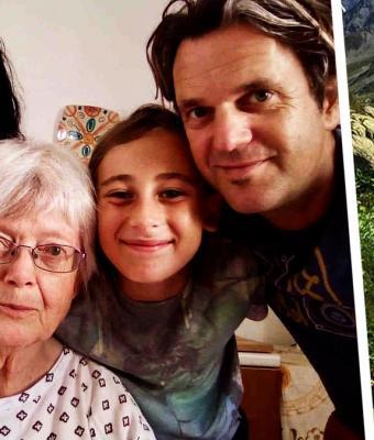 Внук отправился к бабушке, но дошёл до неё спустя 93 дня. Пирожки он не донёс, а вот море впечатлений — да