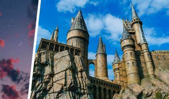Люди увидели Хогвартс в небе и решили: магия существует. Но она оказалась ни при чём — это было чудо природы