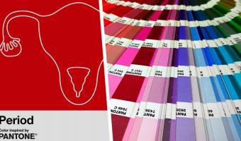 Институт цвета представил новый красный, и это ода менструации. Но у женщин есть сразу несколько претензий
