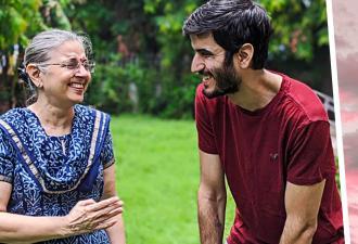 Пожилая женщина делится мудростью в инстаграме, а подписчики готовы рыдать. Именно таких слов им не хватает
