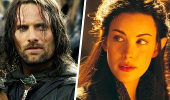 Люди узнали реальный возраст персонажей «Властелина колец». Теперь отношения Арагорна и Арвен обречены