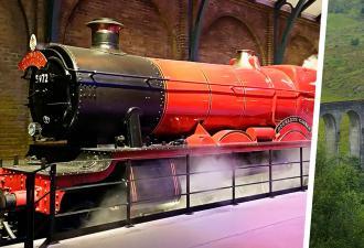 Фаны «Гарри Поттера» ждали «Хогвартс-экспресс». Но мечту разрушило расписание поездов (а не Джоан Роулинг)