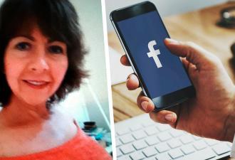 В Facebook появилась загадочная женщина, которая дружит со всеми. И разфрендзондить её не может никто
