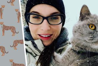 Хозяйка год вычёсывала кошку и получила «клона». Видео процесса умиляет и пугает людей (даже фанатов артхауса)
