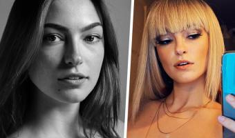 Люди влюбляются в модель, но в её образе их смущает одна деталь. Она слишком любит свои брови, а точнее, бровь