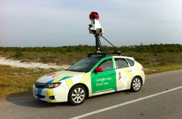 Парень открыл Google Maps и увидел себя в начале путешествия. Но самое удивительное ждало его в конце маршрута