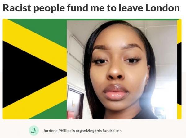 Девушка устала от просьб покинуть Лондон и подалась в троллинг. Оказалось, на ответе хейтерам можно заработать