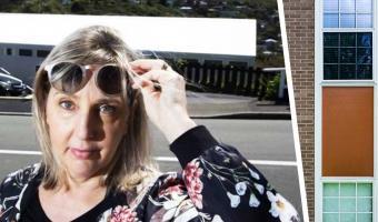 Женщина всегда носит в своём доме солнцезащитные очки, но она не сумасшедшая. Беда с крышей лишь у её соседей
