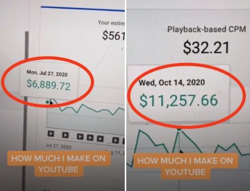 Ютубер признался, сколько денег зарабатывает на блоге, и смутил всех. Но не суммой, людей удивляет другое