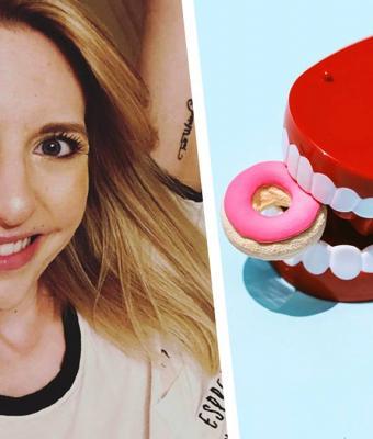 Девушка узнала причину своей зубной боли, и это далеко не кариес. Новая фобия ещё никогда не была так близко
